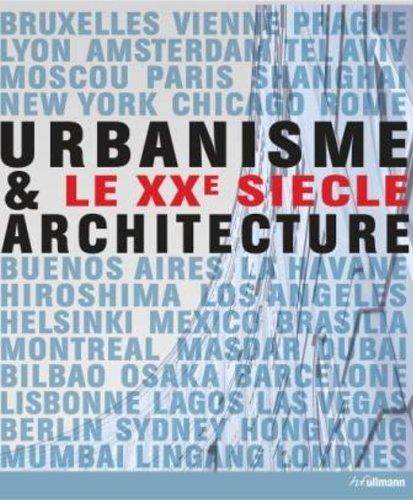 9783833153198: urbanisme & architecture : le XXe siècle