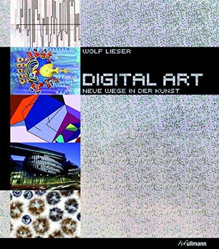 9783833153440: Digital Art: Neue Wege in der Kunst