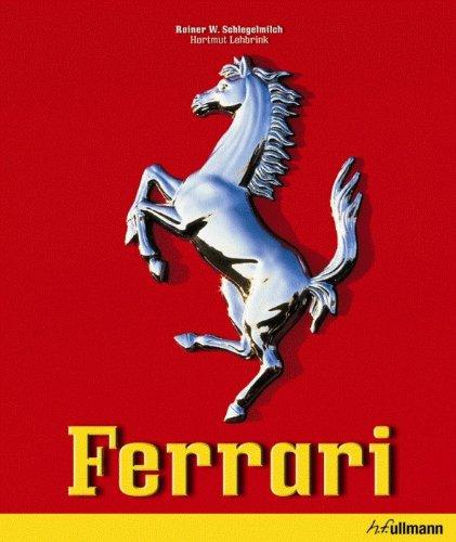 9783833154775: Ferrari