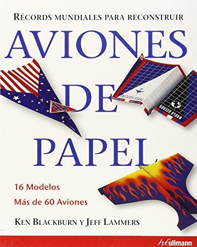 9783833156045: Récords mundiales para reconstruir aviones de papel