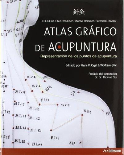 9783833156878: Atlas grafico de acupuntura