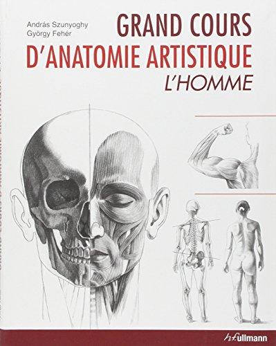 9783833157325: Grand cours d'anatomie artistique : L'homme