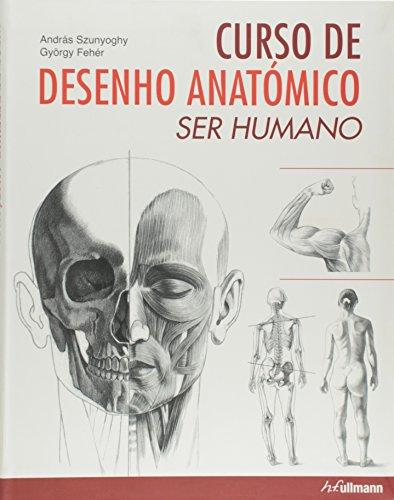 9783833158476: CURSO DESENHO ANATOMICO HUMANO P