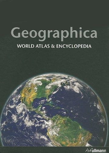 9783833159459: Geographica: World Atlas & Encyclopedia