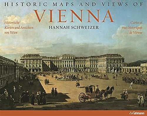 9783833159671: Historic Maps and Views Vienna