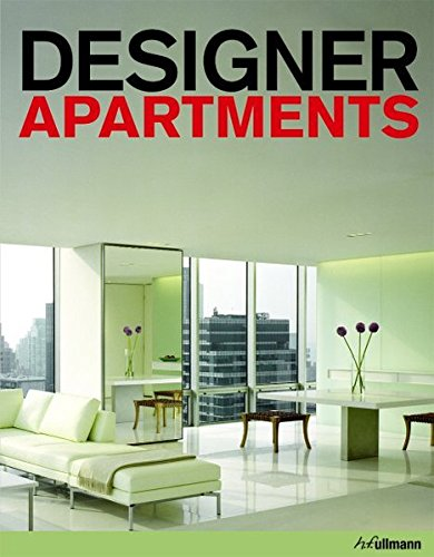 9783833160103: Designer Apartments