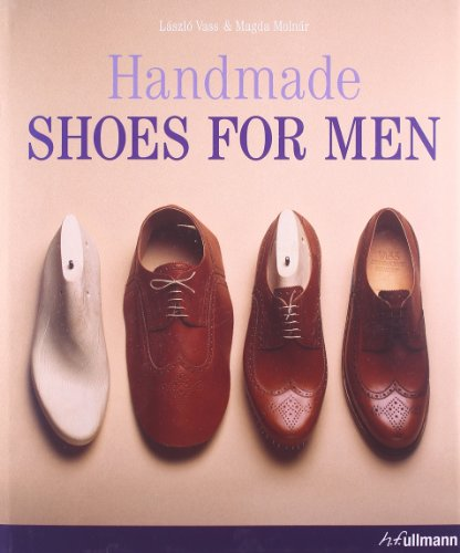9783833160455: Handmade Shoes for Men