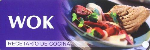 9783833161391: Wok: Recetario de Cocina