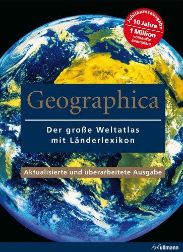 9783833162695: Geographica: Der große Weltatlas mit Länderlexikon