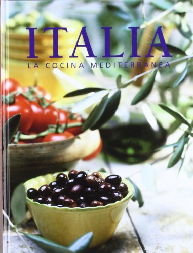 9783833162978: ITALIA LA COCINA MEDITERRANEA