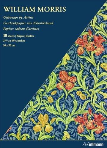 9783833163241: Gift Wrap Papers: Design by William Morris: Geschenkpapier von Künstlerhand