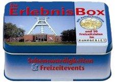 9783833170058: Erlebnis-Box Ruhrgebiet: mit Anfahrtsskizzen und 50 Freizeitzielen