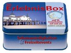 9783833170089: Erlebnis-Box Rügen/Usedom. 50 Karten