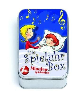 9783833180170: Die Spieluhr-Box Minutengeschichten