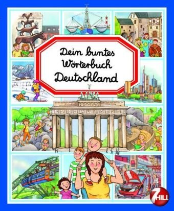 9783833185083: Dein buntes Wörterbuch. Deutschland