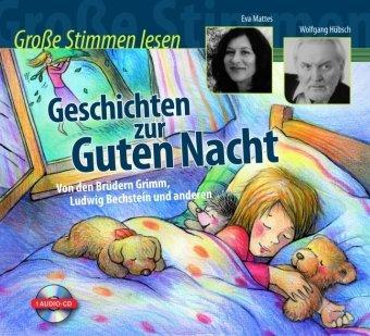 9783833192036: Geschichten zur guten Nacht, Audio-CD