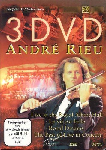 9783833193002: Andre Rieu Live [Import anglais]