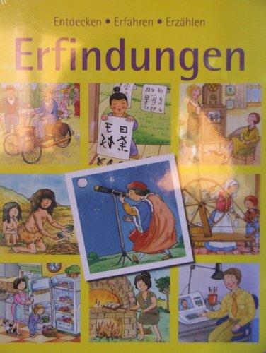 9783833199745: Entdecken-Erfahren-Erzählen ERFINDUNGEN