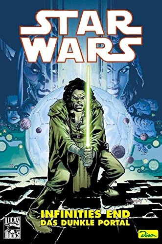 9783833210761: Star Wars Sonderband 21, Infinities End - Das dunkle Portal