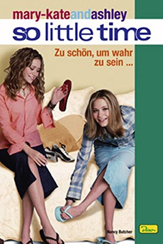 Mary-Kate und Ashley. So little Time 03 (3833211342) by Nancy Butcher