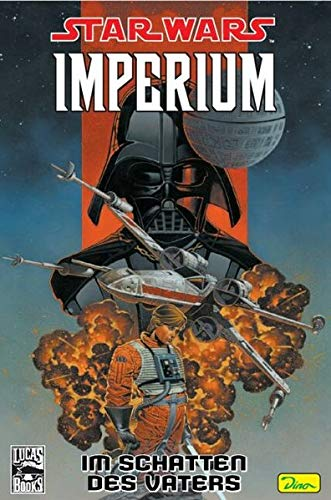 9783833212284: Star Wars Sonderband 28, Imperium - Im Schatten des Vaters