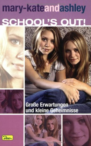 Mary-Kate and Ashley 01. School's Out! (3833212543) by Rodda, Emily