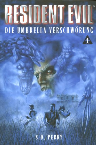 9783833212659: Resident Evil: Die Umbrella Verschwörung