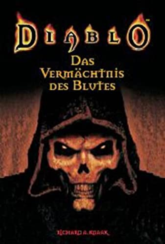 9783833212673: Diablo 01. Das Vermächtnis des Blutes