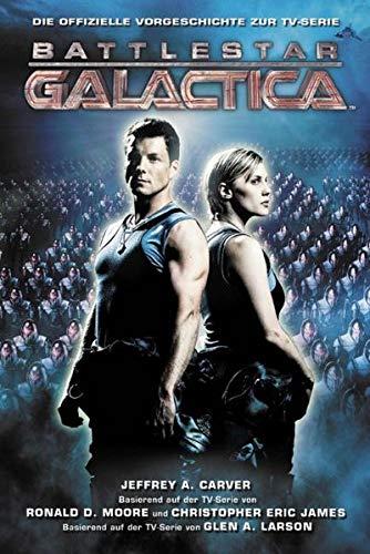 9783833214448: Battlestar Galactica