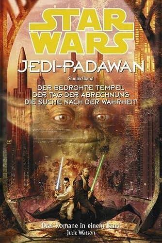 Star Wars. Jedi-Padawan. Sammelband 3 (Bd. 7 - 9) (383321449X) by Jude Watson