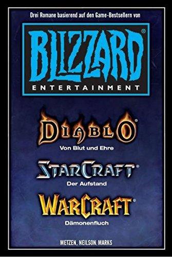 9783833214646: Warcraft, Starcraft, Diablo - Blizzard Legends Bd. 1
