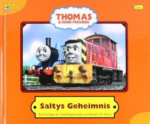 9783833214684: Thomas und seine Freunde. Geschichtenbuch 12: Saltys Geheimnis