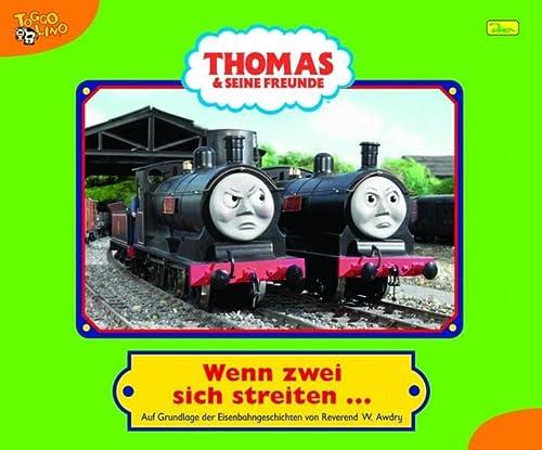 Thomas & seine Freunde. Geschichtenbuch 15: Wenn zwei sich streiten .: Awdry, W.