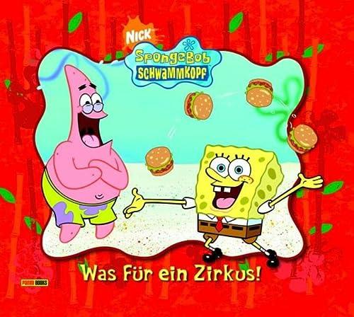 9783833215186: SpongeBob Schwammkopf, Geschichtenbuch, Bd. 3: Was für ein Zirkus!