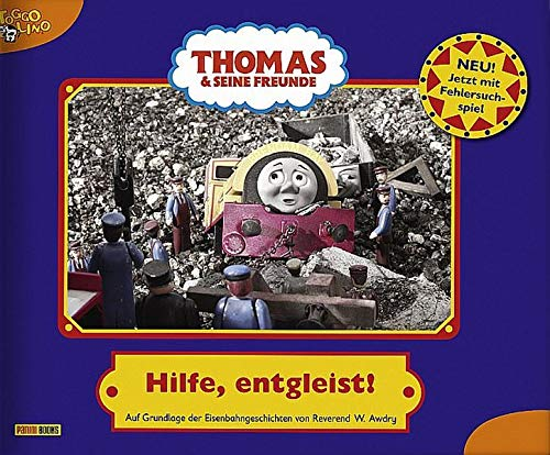9783833215483: Thomas und seine Freunde 17: Geschichtenbuch. Hilfe, entgleist!