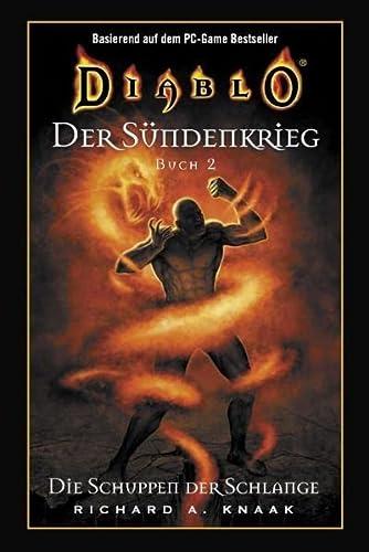 9783833215643: Diablo 06. Der Sündenkrieg 02: Die Schuppen der Schlange