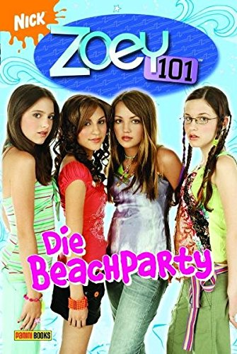 9783833216015: Zoey 101, Bd. 4: Die Beachparty