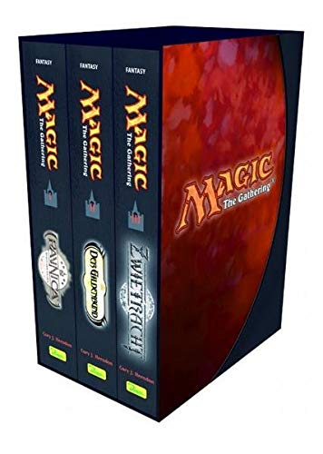 9783833216244: Magic: The Gathering, Schuber 02: Ravnica Zyklus(Band 1 bis 3)