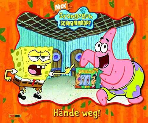 9783833216268: SpongeBob Schwammkopf .Hände weg. Band04