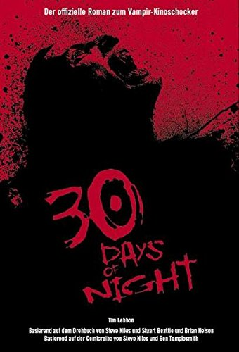 30 Days of Night - Roman zum Film
