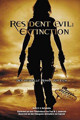 9783833216497: Resident Evil 3: Extinction (Roman zum Film)