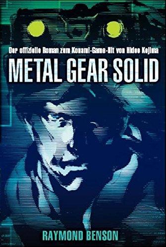 9783833217418: Metal Gear Solid (Der offizielle Roman zum Konami-Game-Hit von Hideo Kojima): Bd 1