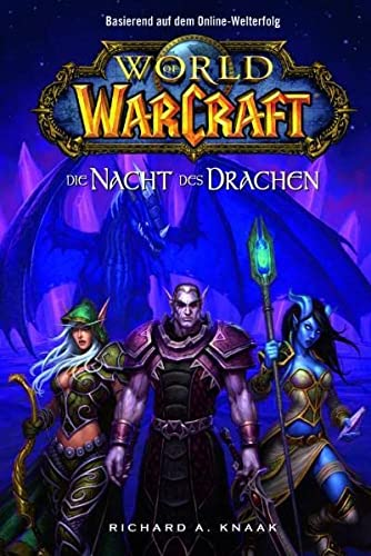9783833217920: World of Warcraft 05: Die Nacht des Drachen