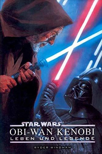 Star Wars Obi-Wan Kenobi - Leben und Legende (3833218770) by Ryder Windham