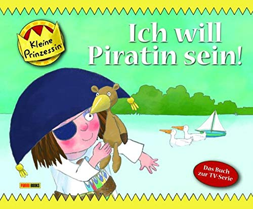 9783833219979: Kleine Prinzessin Geschichtenbuch 05: Bd. 5: Ich will Piratin sein!