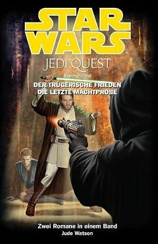 Star Wars: Jedi Quest Sammelband 04 (3833220309) by Jude Watson