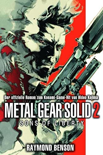 9783833220470: Metal Gear Solid 02. Sons of Liberty: Videogameroman
