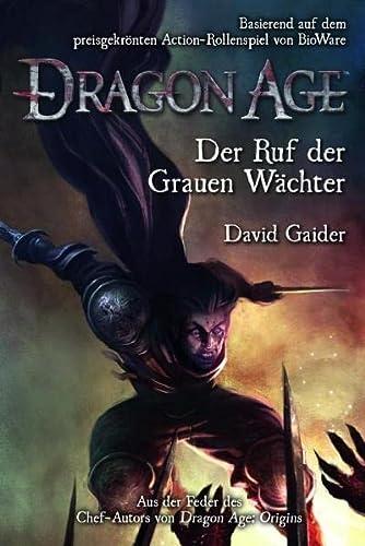 9783833220586: Dragon Age 02: Ruf der Grauen Wächter: Videogameroman