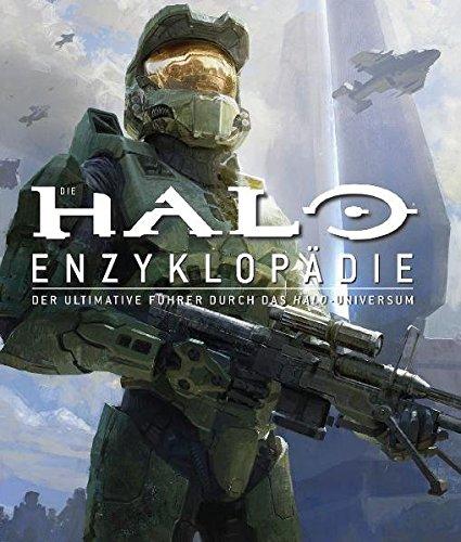 9783833220753: Die Halo Enzyklopädie: Der ultimative Führer durch das Halo-Universum