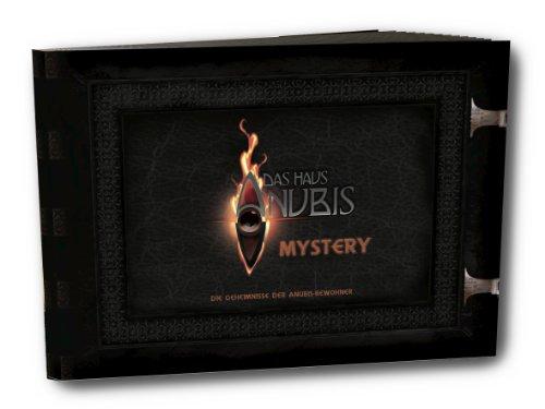 9783833221026: Das Haus Anubis. Mystery - Die Geheimnisse der Anubis-Bewohner